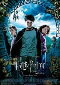 Harry Potter og fangen fra Azkaban poster